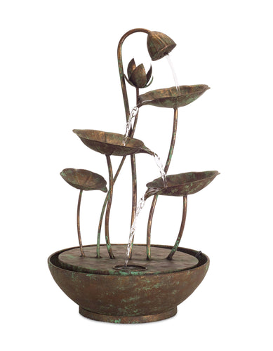 Lotus Leaf Fountain 19.5