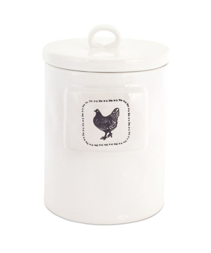 Chicken Canister (Set of 2) 5.5