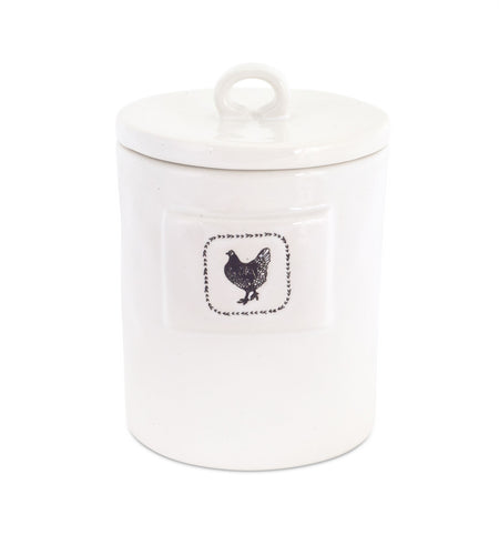 Chicken Canister (Set of 4) 4.5