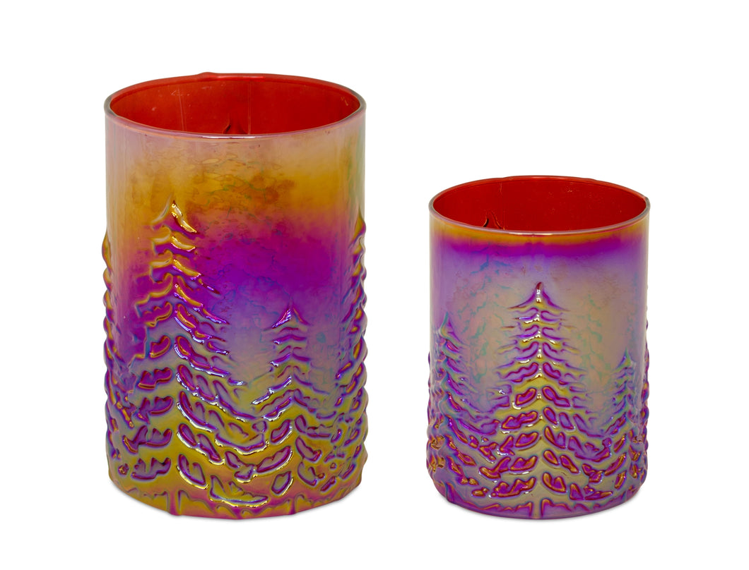 Tree Candle Holder (Set of 2) 6