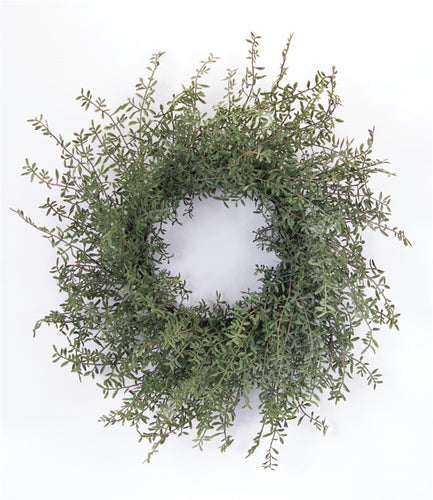 Spring Foliage Wreath 24