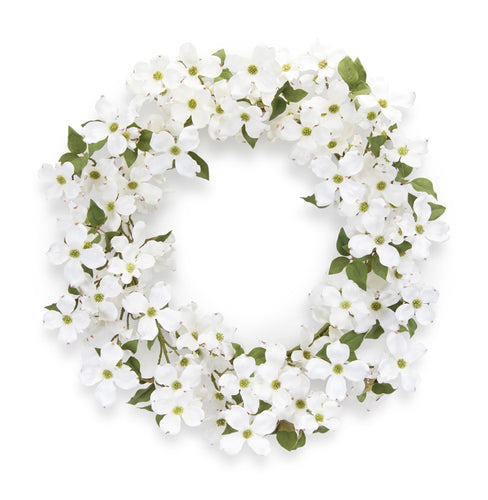 Dogwood Wreath 24.5