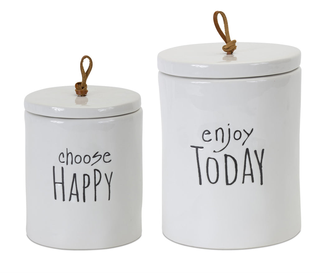 Canister (Set of 2) 5.75