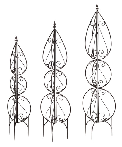 Trellis (Set of 3) 51
