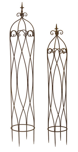 Obelisks (Set of 2) 58.5