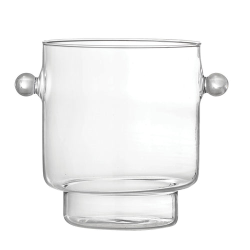 Quart Glass Ice Bucket Default Title