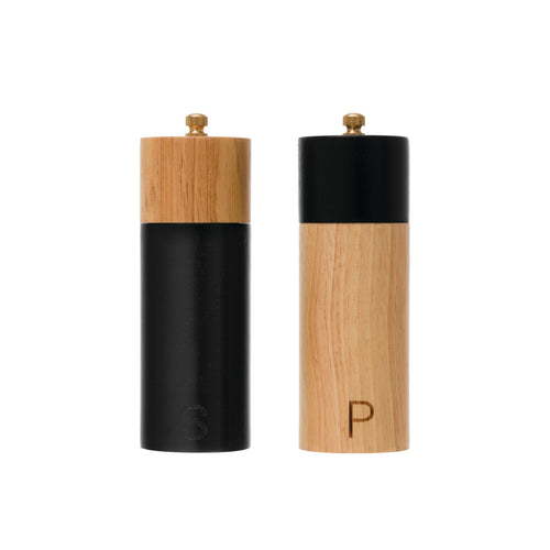 Two-Tone Rubber Sakt and Pepper Mills Default Title