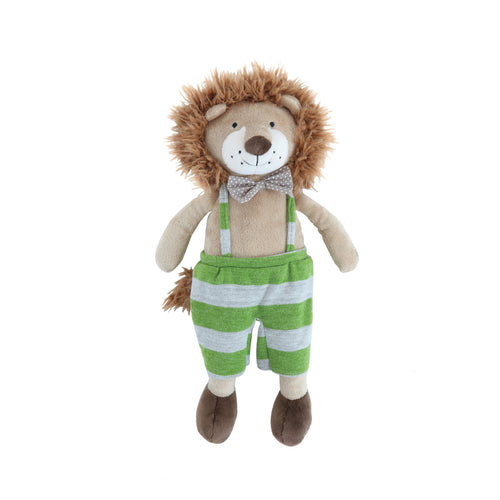Plush Polyester & Cotton Lion Default Title