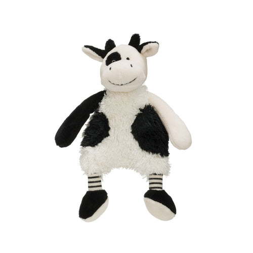 White & Grey Plush Floppy Cow Default Title
