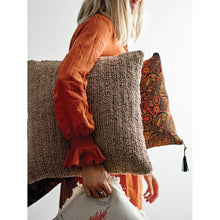 Load image into Gallery viewer, Paisley Polyester Pillow