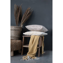 "Load image into Gallery viewer, 14"", 17.5"" & 22"" Woven Water Hyacinth & Rattan Baskets with Handles (Set of 3 Sizes)"