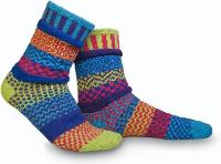 Solmate Socks Bluebells Adult Size Small