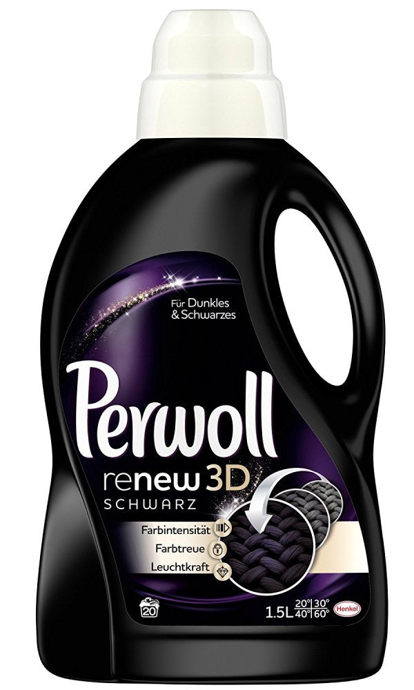 Perwoll 3D renew Black(Formerly Perwoll Black Magic)