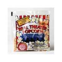 Real Theater Popcorn All-Inclusive Popping Kit - 1 Pouch