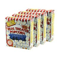 Real Theater All Inclusive Popcorn Popping Kits 20 Pack