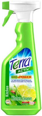 Terra Activ Kitchen Cleaner Organic Cleaner 500ml