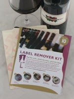 Wine Appeal Wine Label Removers 10-Pack