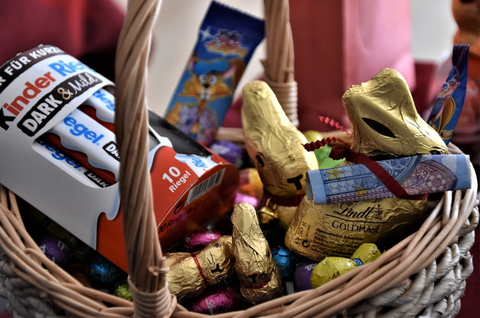 chocolates for giveaway contest