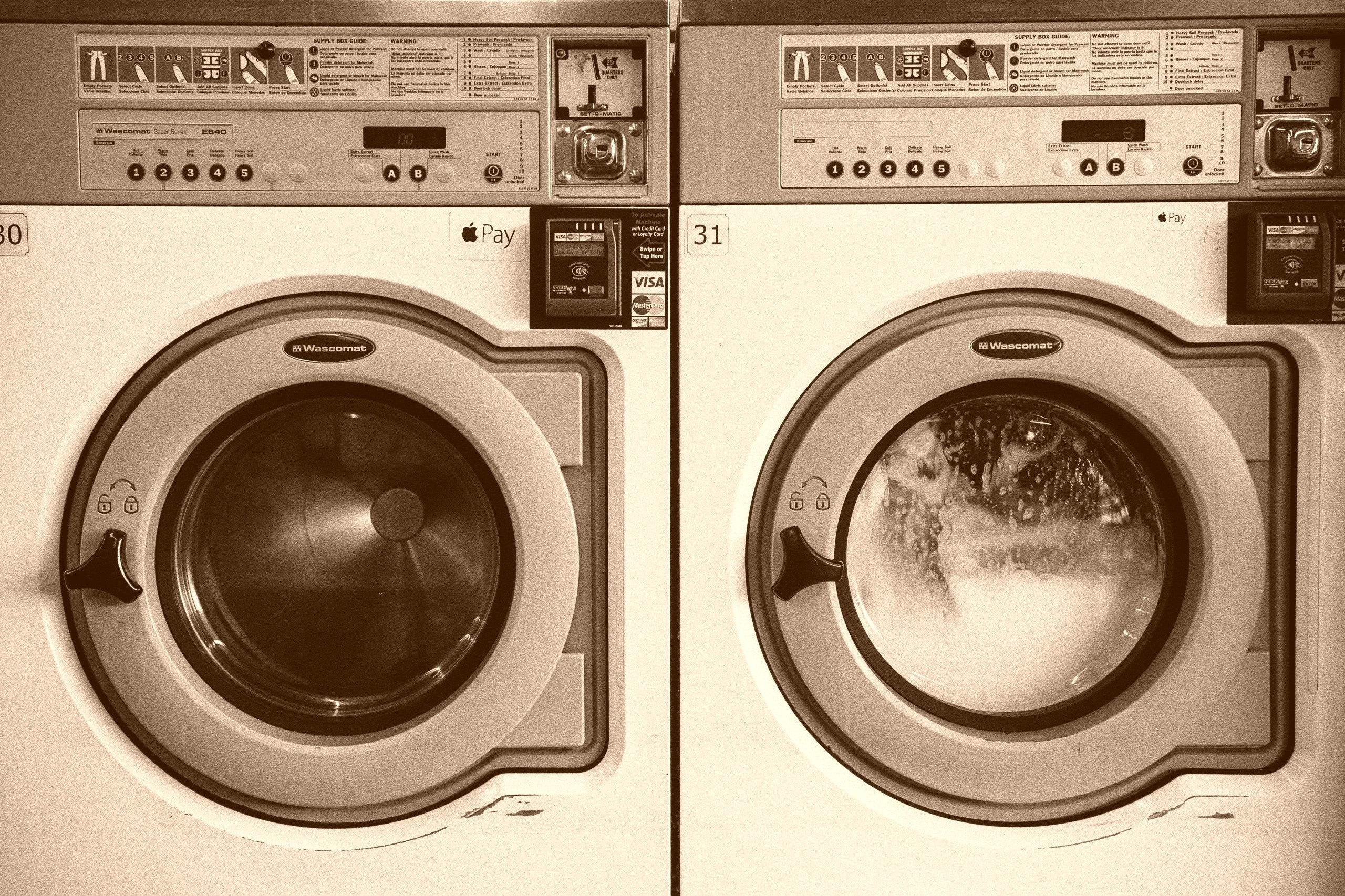 Why Does My Washing Machine Smell? (And some super easy fixes)