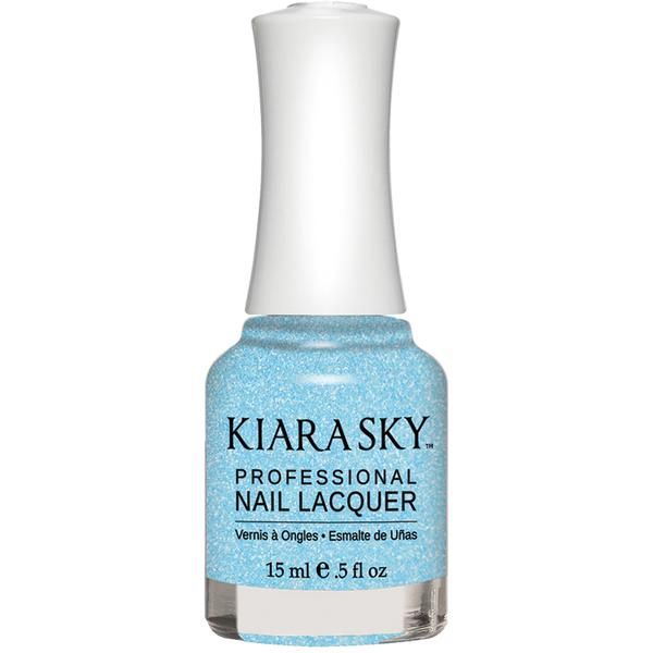Nail Lacquer - N463 Serene Sky