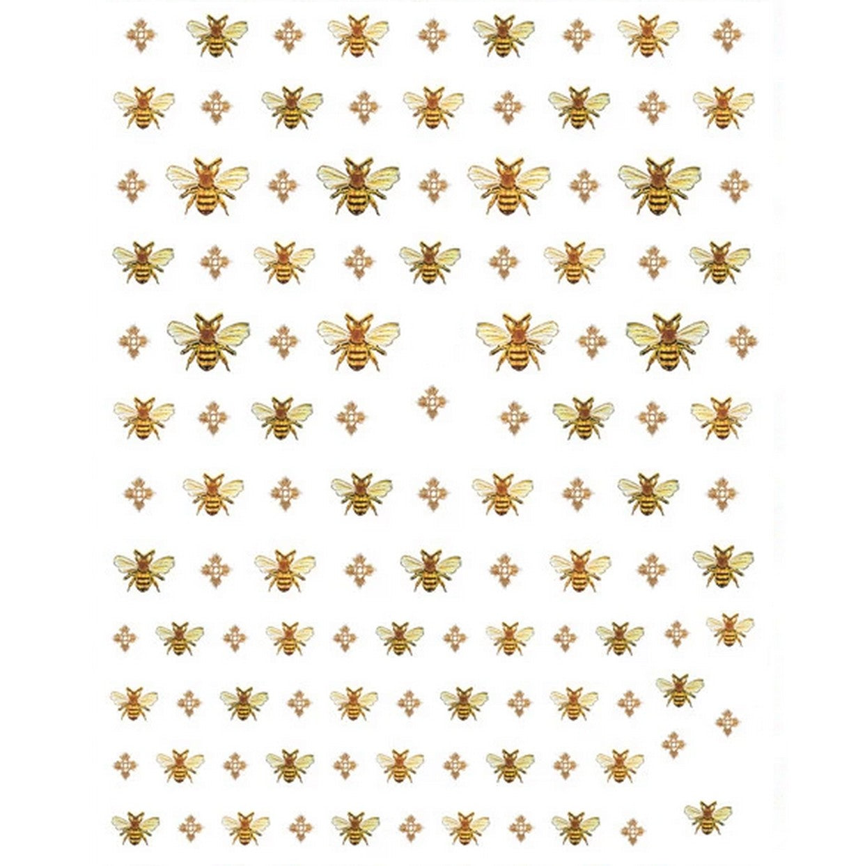 Bees Nail Stickers