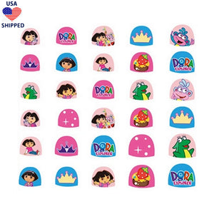 (USA) Kids D #1 Nail Stickers