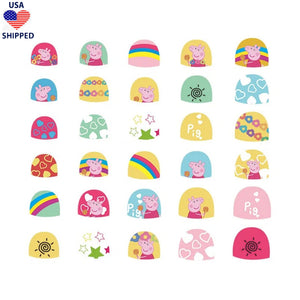 (USA) For Kids PP Nail Stickers