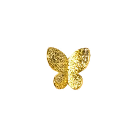 3D Butterfly Pair / Gold