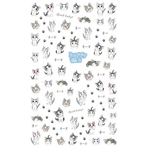 Kawaii CSH Classic Nail Stickers