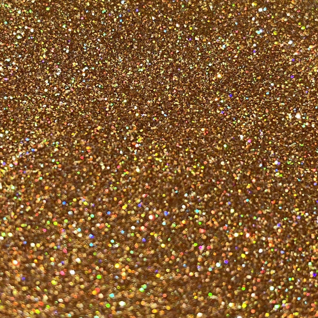 Glitter / Fine / Holographic / 22 Carat Gold