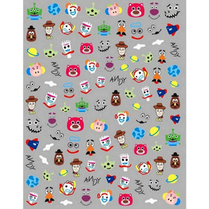 Cartoons TS Nail Stickers