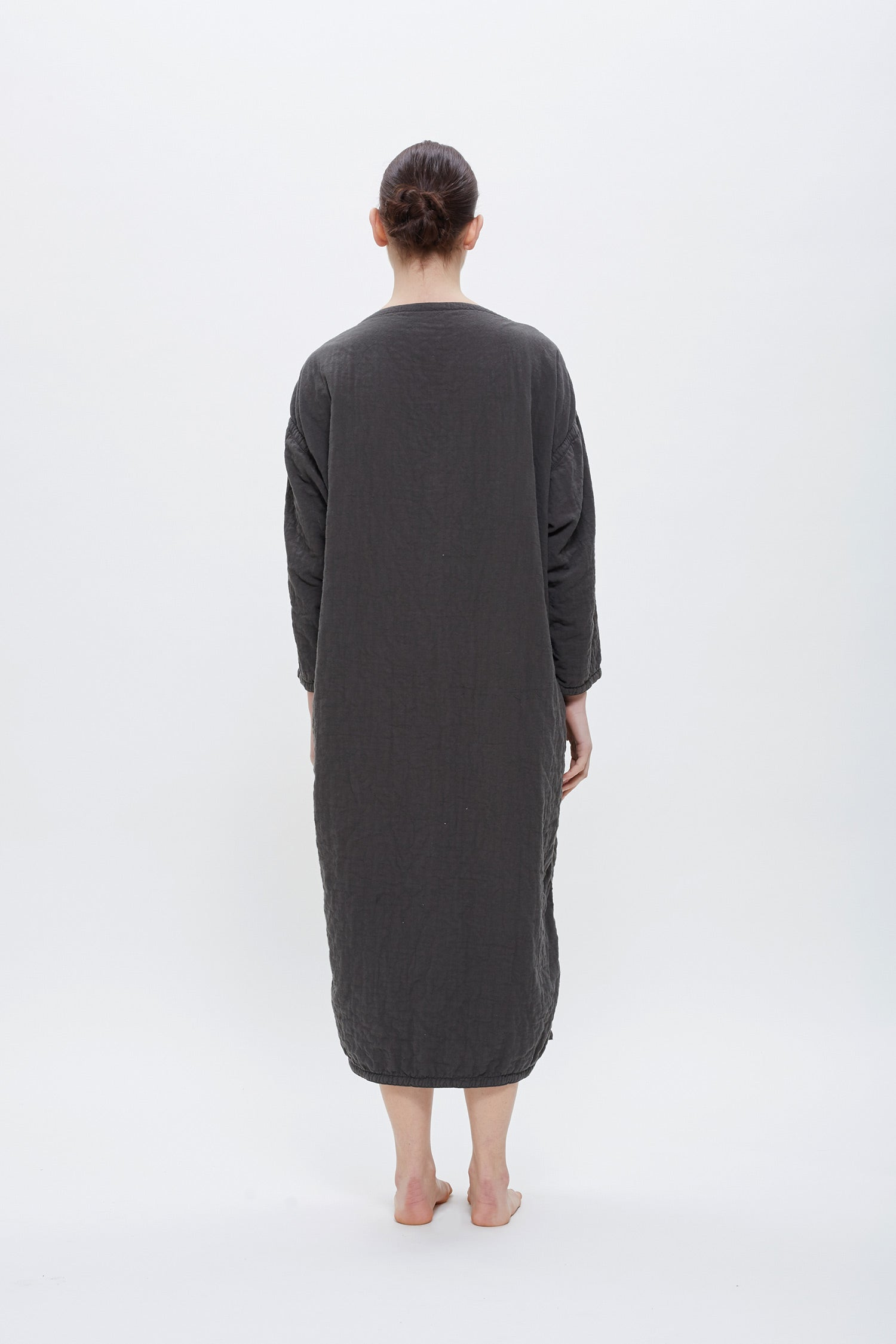Easy Dress  / CL-EZD18 / Dk. Grey