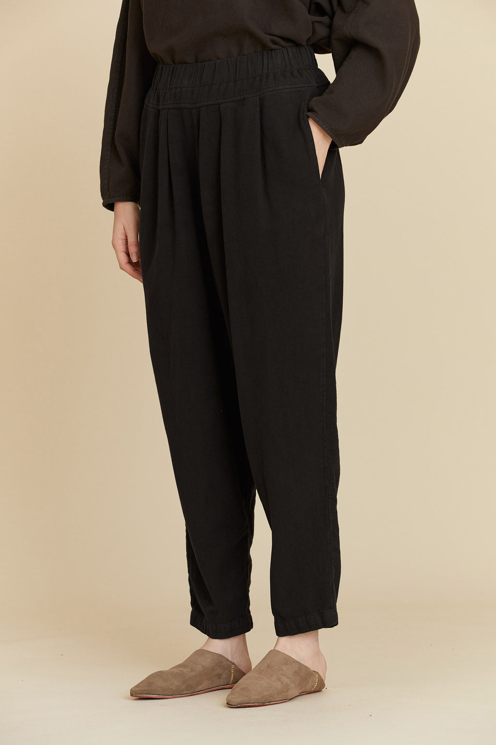 CARPENTER PANTS / HF-CP12 / BLACK