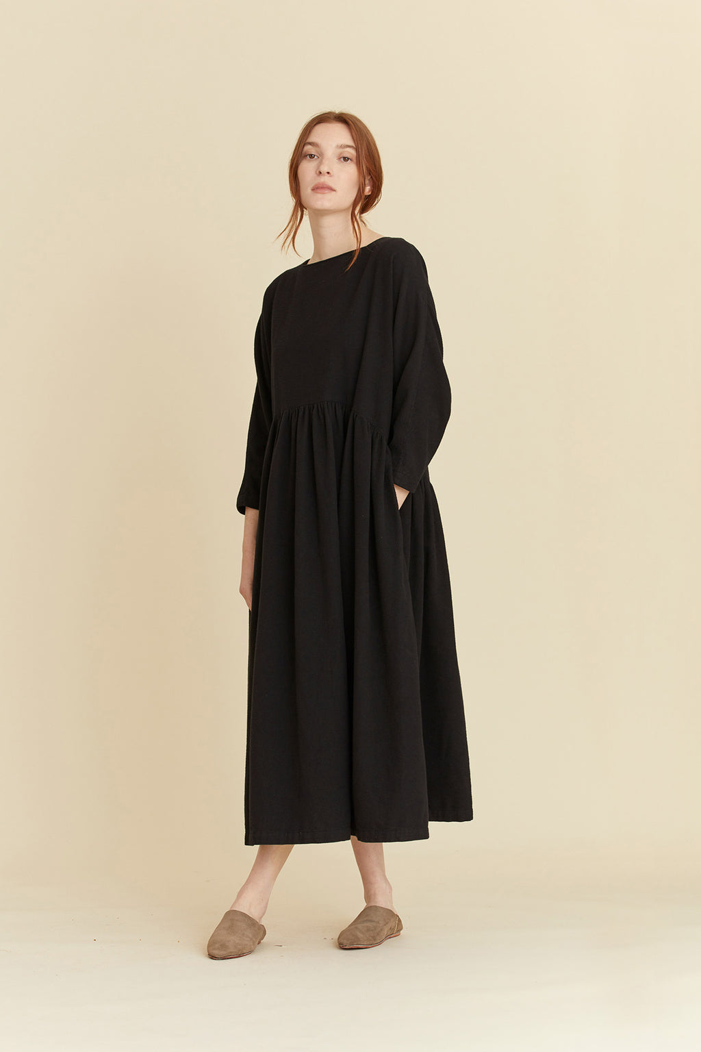 TRADI DRESS / HF-TRD01 / BLACK