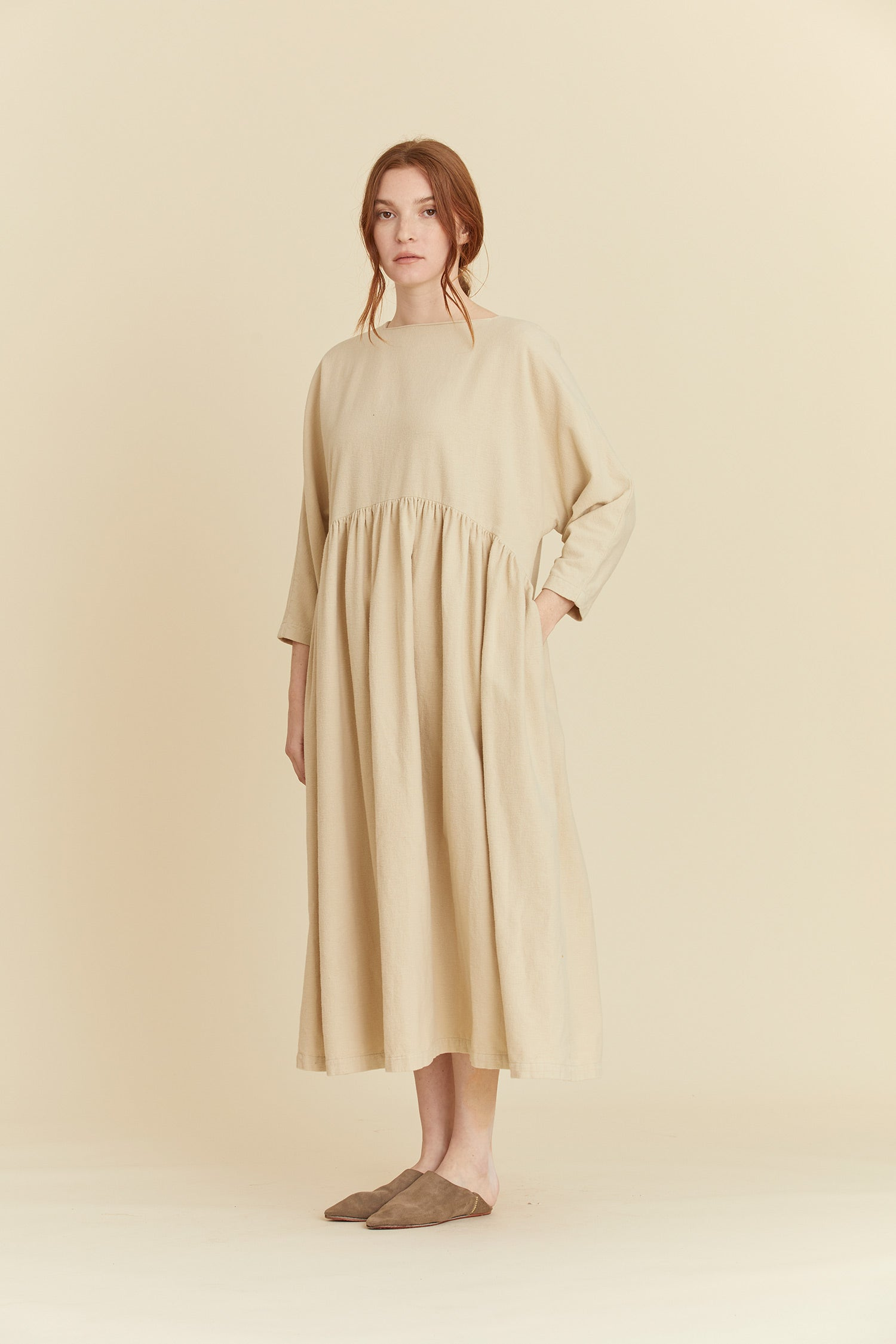 TRADI DRESS / HF-TRD01 / NATURAL