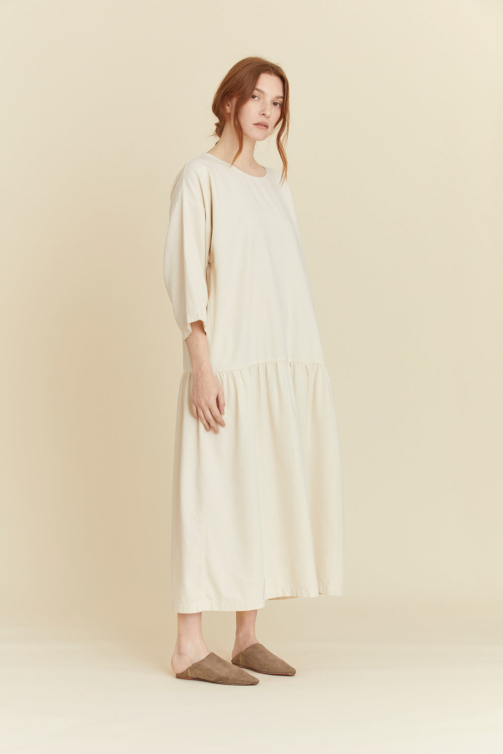 EASY DRESS / LF-ED04 / CREAM