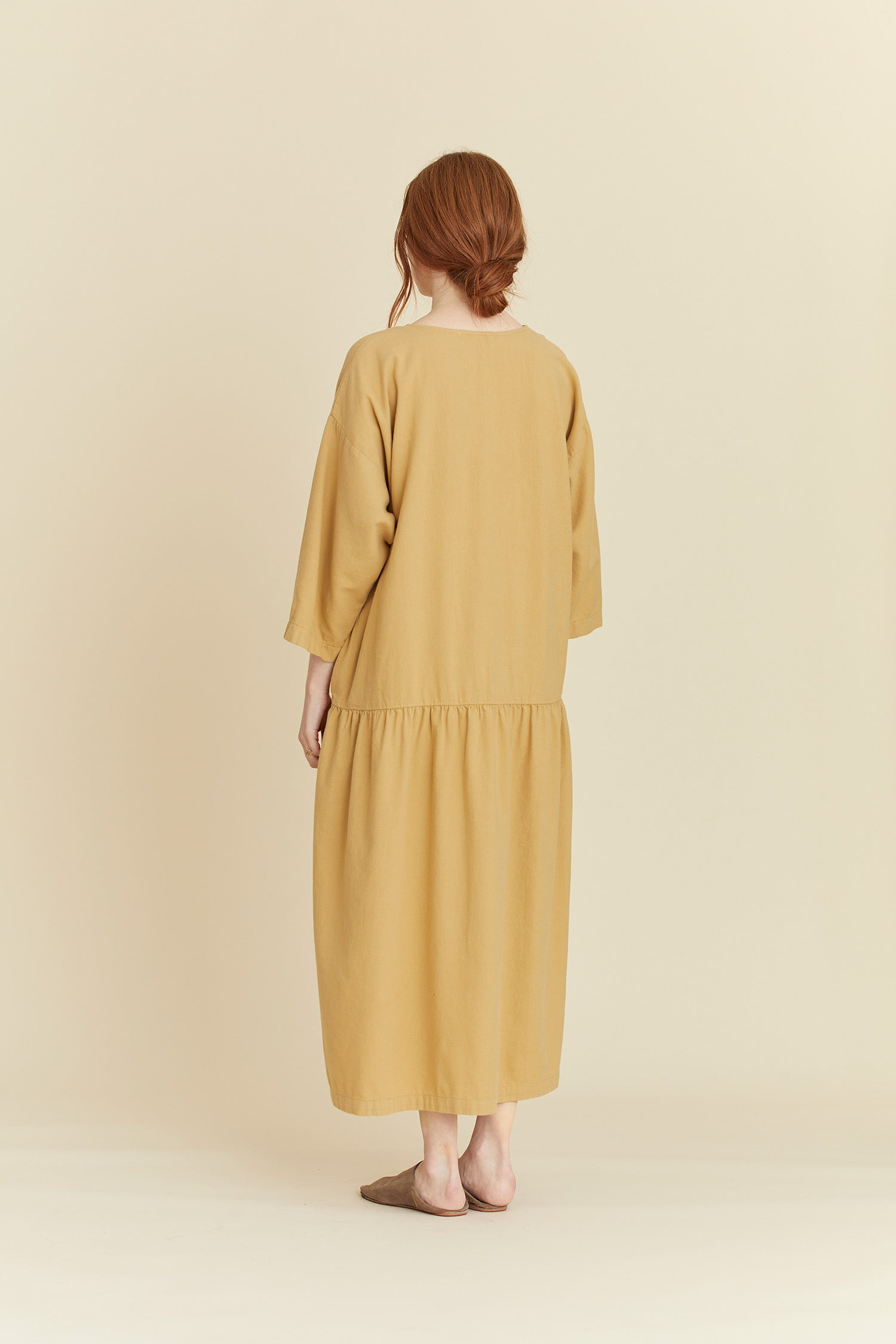 EASY DRESS / LF-ED04 / TAN