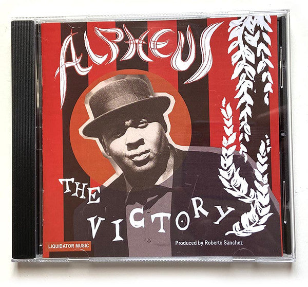 Alpheus 'The Victory' Album CD
