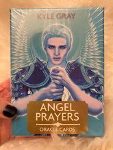 Load image into Gallery viewer, Kyle Grey's Angel Prayer Oracle Cards