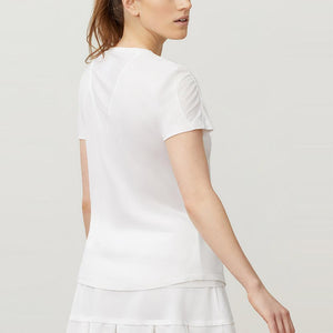 Fila White Shirt Short Sleeve