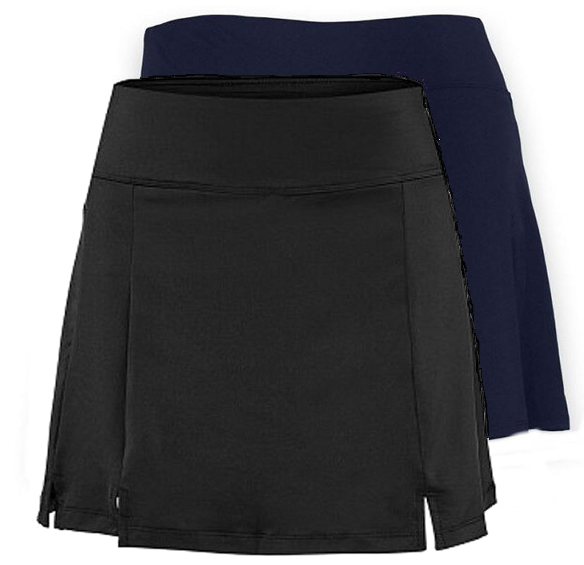Fila Black Tennis Skort