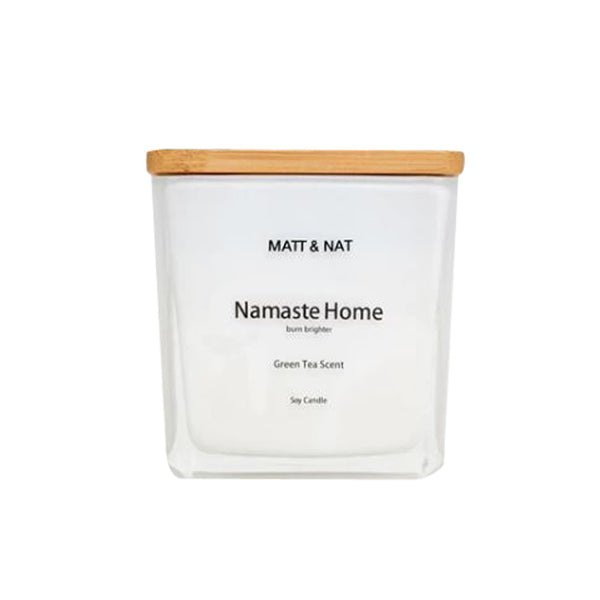 MATT & NAT - NAMASTE HOME