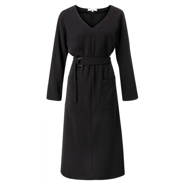 YAYA - BELTED DRESS