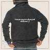 I Know You're Obsessed With Me Hoodie - The Vampire Diaries Inspired