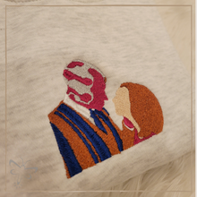 Load image into Gallery viewer, WandaVision Embroidered Crewneck - Marvel Inspired