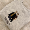 Winchester Brothers Embroidered Crewneck - Supernatural Inspired