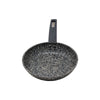 "Gray Granite Marble Finish Fry Pan (8"")"