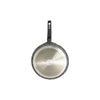 "Gray Granite Marble Finish Crepe Pan (11"")"