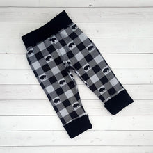 Load image into Gallery viewer, Buffalo Plaid Grow With Me Pants
