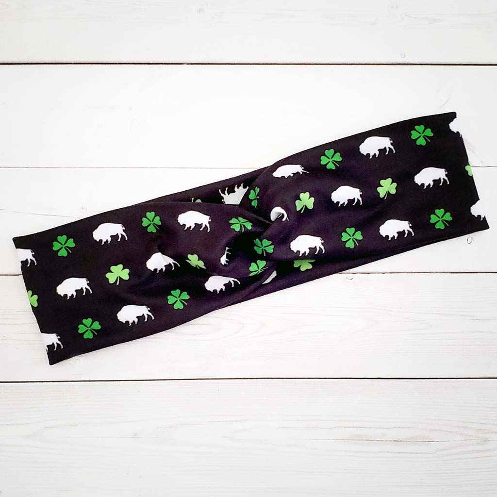Irish Buffalo Headband